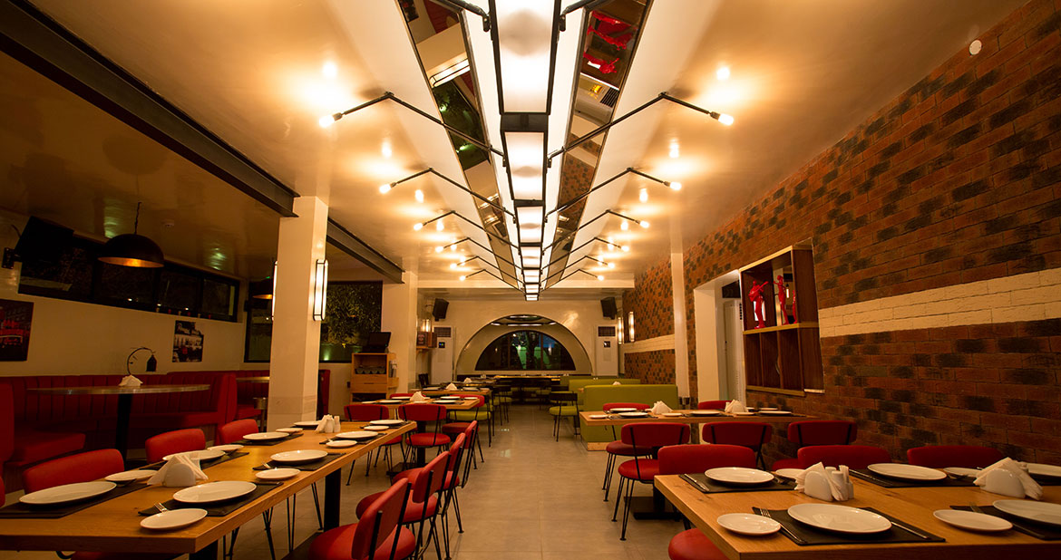 Utopia RESTAURANT - Maalouf Architects
