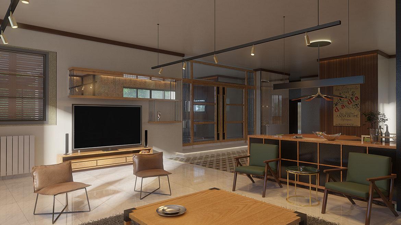 Residential III-16 - Maalouf Architects